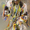 Pow Wow The Dance 4 by Bob Christopher