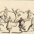 The Dance by Jacques Callot