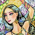 The Dance Of Daksha by Eva Campbell