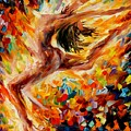 The Dance Of Love by Leonid Afremov