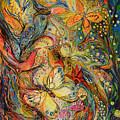 The Dance Of Nature by Elena Kotliarker