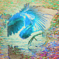 The Dance Of The Blue Heron by Philip Lodwick Wilkinson
