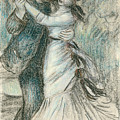 The Dance by Pierre Auguste Renoir