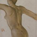 The Dancer by Gary Kaemmer