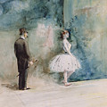 The Dancer by Jean Louis Forain