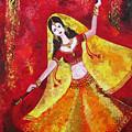 The Dancer by Prajakta P
