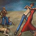 The Dancers by Robert Lacy