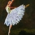 The Dancing Ballerina by Samir Patel