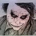 The Dark Knight by Johnee Fullerton