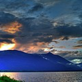 The Darkwoods And Kootenay Lake by Lawrence Christopher