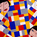 The De Stijl Dolls by Tara Hutton