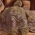 The Dead Christ 1478 by Mantegna Andrea
