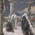 The Death Of Jesus by Tissot