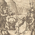 The Decapitated by Jacques Callot After Donato Mascagni