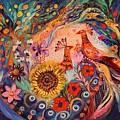 The Deep Blue Evening II by Elena Kotliarker