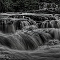 The Dells Of The Eau Claire Panoramic by Dale Kauzlaric