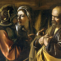 The Denial Of Saint Peter by MotionAge Designs
