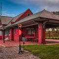 The Depot by Dale Kauzlaric