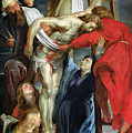 The Descent From The Cross by Rubens
