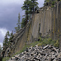 The Devil's Postpile by Soli Deo Gloria Wilderness And Wildlife Photography