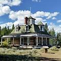 The Dexter Cabin by Dennis Boyd