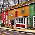 The Diamondback Tavern Of Ellicott City by Stephen Younts