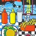The Diner by Nicholas Martori
