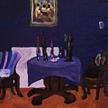 The Dining Room by Reb Frost