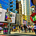 The Dirty Old City -nyc by Louis Dallara