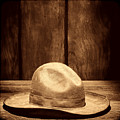The Dirty Tan Hat by American West Legend By Olivier Le Queinec