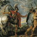 The Dismissal Of The Lictors by Peter Paul Rubens