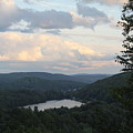 The Distant Hills Of Vermont by Sam Teitelbaum