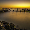 Captiva Sunrise by Francisco Gomez