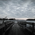 The Dock  by Tracy Welter