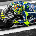 The Doctor At Assen by Liam Loughlin