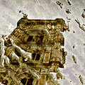 The Dome In The Puddle by Wolfgang Stocker