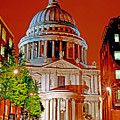 The Dome Of St Pauls by Chris Smith