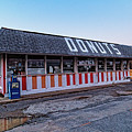 The Donut Shop No Longer 2, Niceville, Florida by Kay Brewer