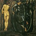 The Doom Fulfilled by Edward Burne-Jones