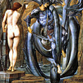 The Doom Fulfilled by Edward Coley Burne-Jones