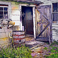 The Door Is Always Open by Nancy Griswold