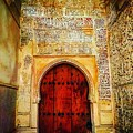 The Door To Alhambra by Alex Favela