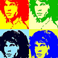 The Doors And Jimmy by Robert Margetts
