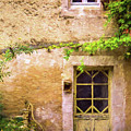 The Doorway To Provence by Robert Brown