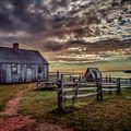 The Doucet House by Chris Bordeleau
