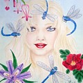The Dragonfly Girl by Scarlett Royal