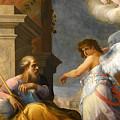 The Dream Of Saint Joseph by Giovanni Baglione