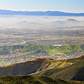 The Dreamy San Bernardino by Chon Kit Leong