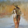 The Duck Hunter by Debbie Anderson