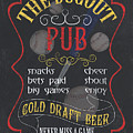 The Dugout Pub by Debbie DeWitt